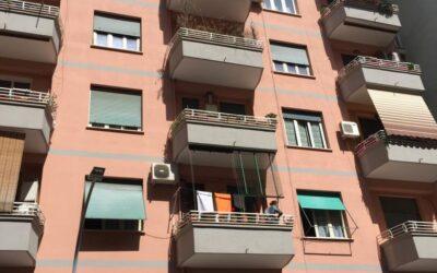 Bilocale in affitto in Via Manlio Capitolino (Metro A Furio Camillo)
