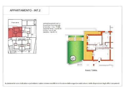 2 - Riserva Grande - EDIFICIO A2 - INT.2 - QUOTE