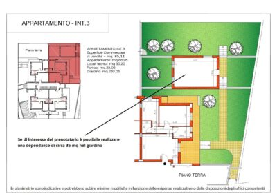 3 - Riserva Grande - EDIFICIO A2 - INT.3 - QUOTE