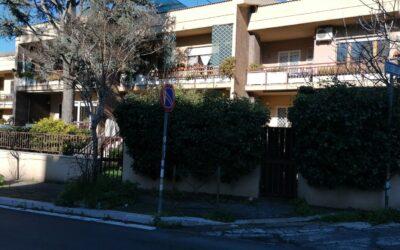 Vitinia Alta – Villino semi-indipendente con Giardino
